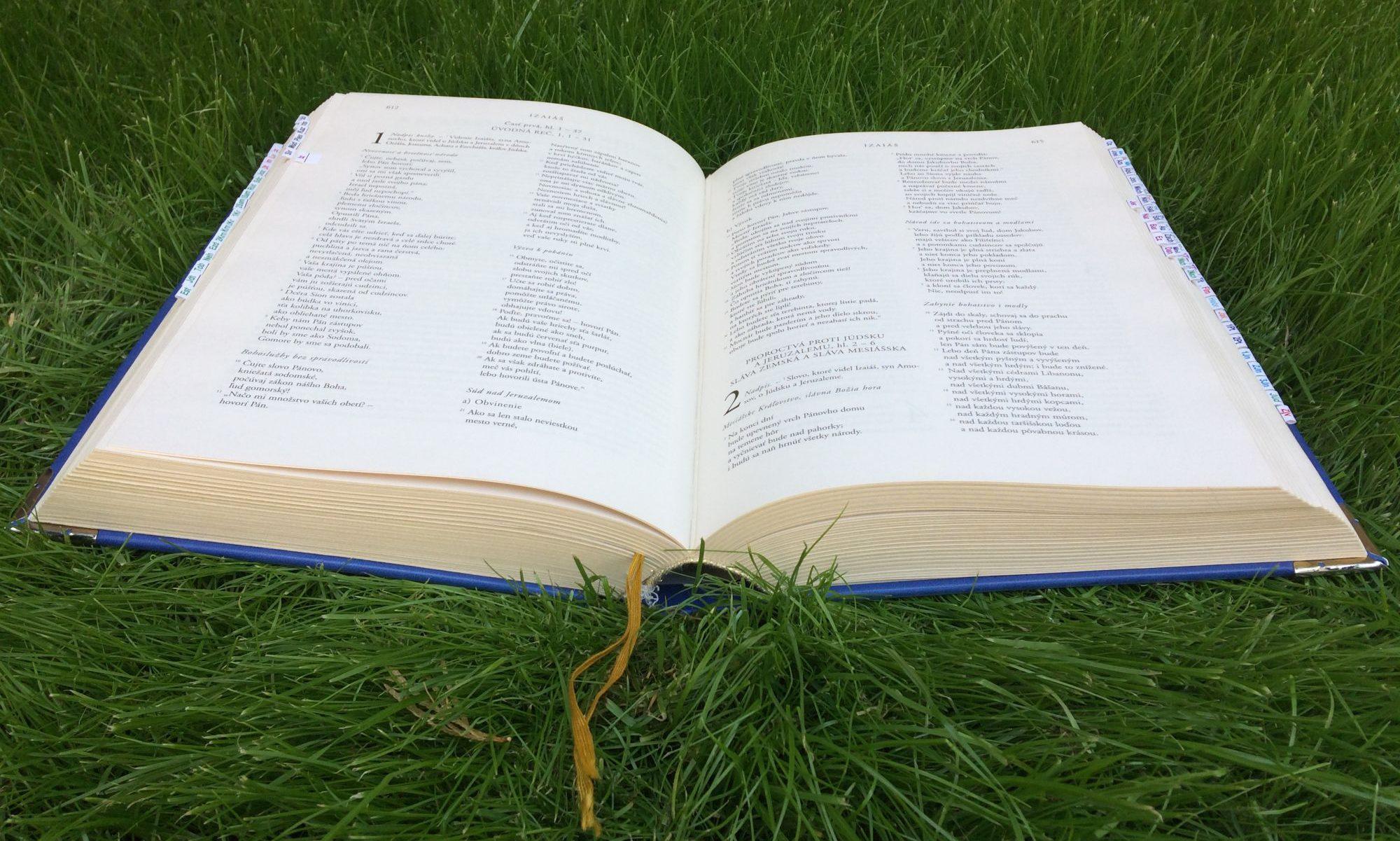 Rádio BIBLIA SK - Rádio Biblia online - počúvaj online